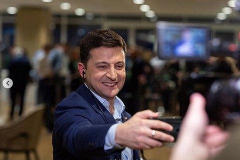 Зеленський пообіцяв Раді неприємності за інавгурацію 20 травня