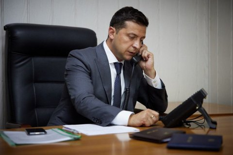 Зеленский обсудил с президентом ЕБРР ход реформ в Украине