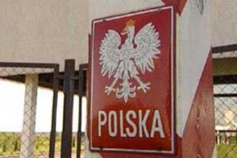 В Польше задержали двух украинцев, которые помогали нелегалам в пересечении границы с Беларусью