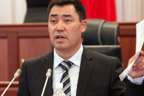 На виборах президента Киргизстану перемагає Садир Жапаров