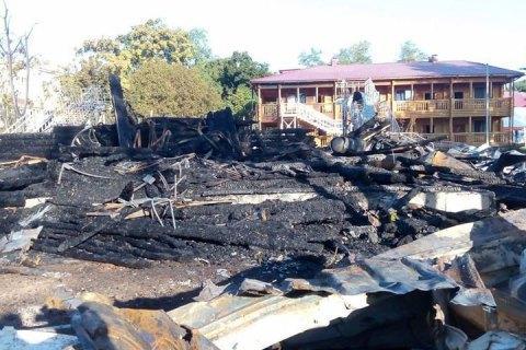 В деле о пожаре в одесском лагере появился четвертый подозреваемый