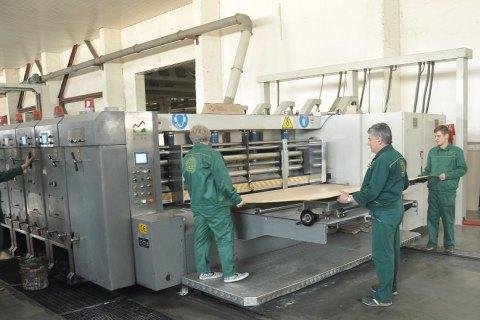 Суд остановил работу Понинковской бумажной фабрики