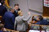 Ляшко назвал Тимошенко лгуньей, она его - бобиком и чихуахуа