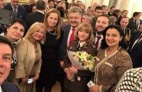 Впервые в Украине звание генерала присвоено женщине