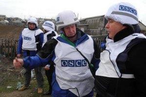 ОБСЄ збільшила чисельність моніторингової місії на 12 осіб