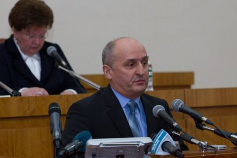 Главой Житомирского облсовета избран представитель БПП