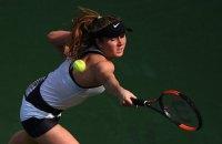 Свитолина обыграла Винус Уильямс на турнире в Торонто