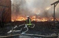 В день Рождества в бытовых пожарах погибли 17 человек, шестеро пострадали