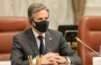 """Блінкен: зміна керівництва """"Нафтогазу"""" - це потенційна шкода міжнародному іміджу України"""