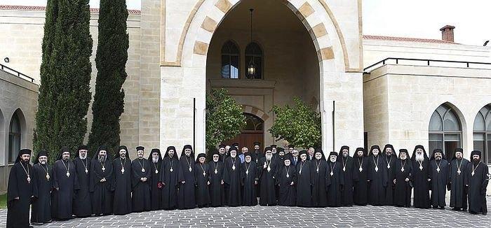 Священный Синод Антиохийской Православной Церкви, Баламанд (Ливан), 7 июня 2016 .