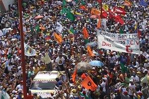 В Венесуэле в акциях протестов погибли семь человек