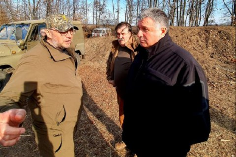 Аваков надеется, что при следующем разведении сил освободят Донецк