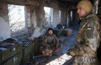 Боевики на Донбассе с начала суток совершили уже три обстрела