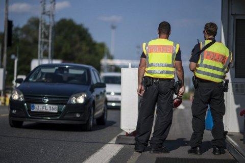 Германия частично открыла границу с тремя странами и полностью - с Люксембургом
