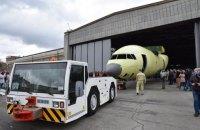 """На """"Антонові"""" зібрали фюзеляж першого Ан-178 для Збройних сил"""