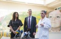 Фонд Бориса Ложкина передал Центру детской кардиологии медицинское оборудование