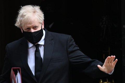Борис Джонсон, лідер Англії. Але не Шотландії