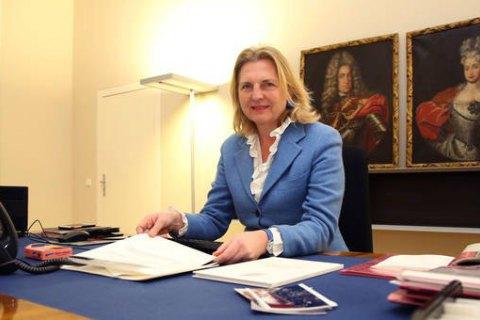 Санкции против Российской Федерации оказались безуспешными инедостигли цели,— МИД Австрии