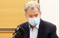 Президент Финляндии раскритиковал ЕС за совместную процедуру закупки вакцин