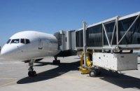 В Одессе приземлился самолет из Москвы с неработающим двигателем