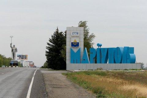 Боевики обстреляли позиции ВСУ под Мариуполем