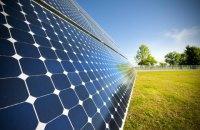 В Украине запустили первую солнечную электростанцию для освещения дороги