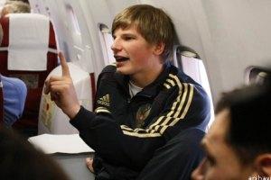Аршавин - капитан сборной на Евро-2012