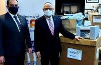 """Ізраїль цьогоріч передав Україні захисне спорядження для медиків та апарати ШВЛ """"на мільйони гривень"""""""