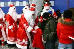 В Винницу съедутся Деды Морозы из 15 стран мира