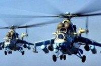 На майские праздники днепропетровские леса будет патрулировать вертолет