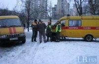 В городе Дунаевцы Хмельницкой области в квартире взорвался газ