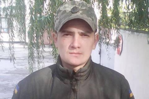 У суботу на Донбасі загинув військовослужбовець