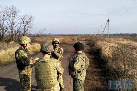 У Міноборони повідомили про спроби зірвати процес розведення військ у Петрівському