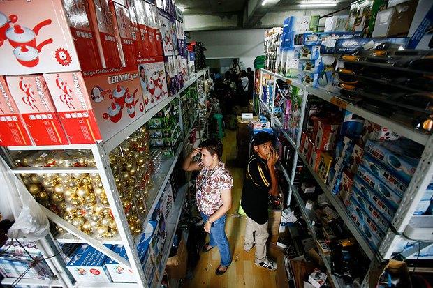 Магазин в Филлипинах