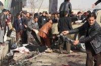 Жертвами теракта у афганской школы стали 10 детей