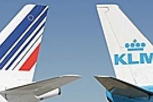 """Air France-KLM"" сократил пассажиропоток на 6,4%"