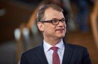 Прем'єр Фінляндії проїхав 300 км на велосипеді для зустрічі з виборцями