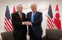 Эрдоган: Трамп пообещал не вводить санкции против Турции за С-400