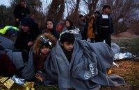 Туреччина блокуватиме повернення біженців з Греції
