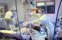 НСЗУ выплатила более 8 млрд грн за лечение пациентов с коронавирусом