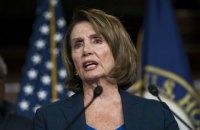 Ненсі Пелосі переобрали на посаду спікера Конгресу США