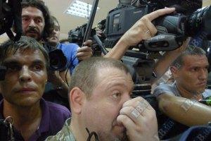 Журналист простил бютовца за разбитый нос