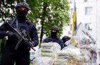 Полиция изъяла 400 кг кокаина стоимостью $60 млн