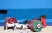 Збірну Росії з важкої атлетики відсторонили від Ігор у Ріо через допінг