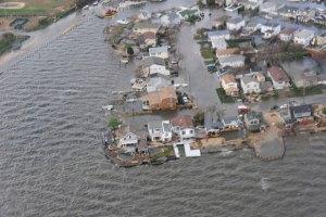 """Ураган """"Сэнди"""" привел к экологическому бедствию в Нью-Джерси"""
