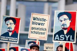 Сноуден может стать почетным доктором немецкого университета