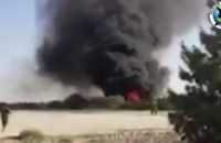 Стали известны имена погибших в Афганистане украинских вертолетчиков