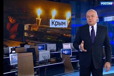 Прокуратура Криму порушила справу через ведення посадовцямиРФ гібридної війни проти України