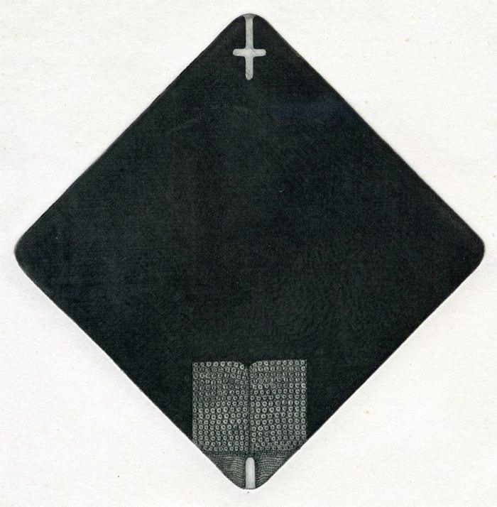 EX LIBRIS до 1500-літнього ювілею Св. Бенедикта, 1981 р.