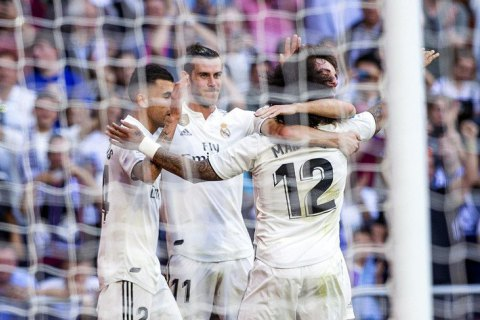 """ПСЖ готов заплатить 210 млн евро за трех игроков """"Реала"""", - СМИ"""